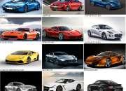Luxus sport cars alquiler de coches de lujo.