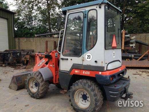 Tractor kubota r420-2500€