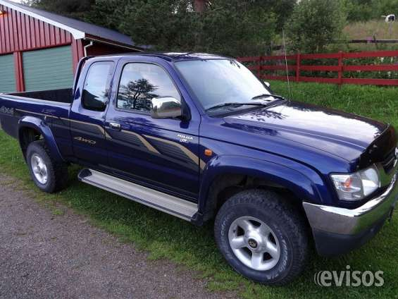 Toyota hilux 2,5 2004