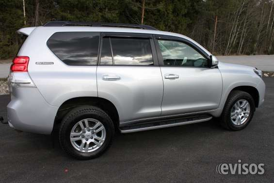 Toyota land cruiser 150, 3,0 d-4d?