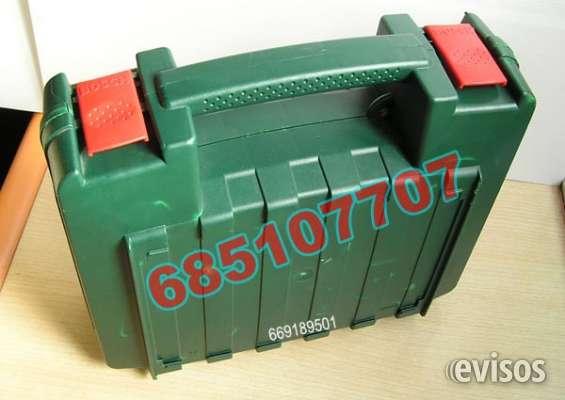 Maletin para taladro atornillador de litio bosch modelo psr 10,8