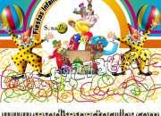 Animacion infantil, fiestas