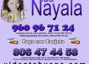 Vidente buena nayala 960967124  consulta tarot vi…