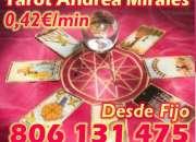 Tarot andrea mirales 0.42 eur/min 806131475