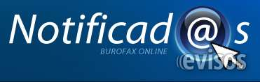 Seleccione mayoría de tipos de cuenta burofax interesante - notificados