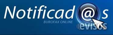 Mejor burofax envío plataforma online - notificad @ s