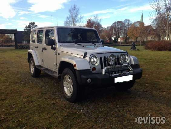 Jeep wrangler sahara unlimited 2013