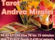 Tarot barato y bueno andrea mirales visa 7 eur 15…