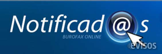Enviar burofax online por notificados