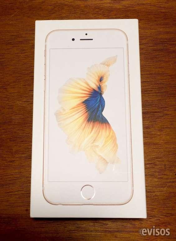 Nuevo sellado iphone 6s plus 64gb oro