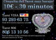 Tarot económico 10 €