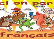 Clases particulares de francés para niños en a co…