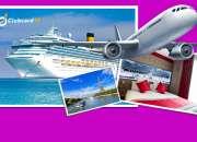 Club card 10: gran franquicia de turismo