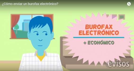 Envío de burofax online : postal y electrónico con notificad@s