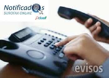 Entrega de burofax electrónico con la plataforma online notificad@s