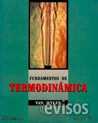 Clases de termodinámica para universitarios y postgrado