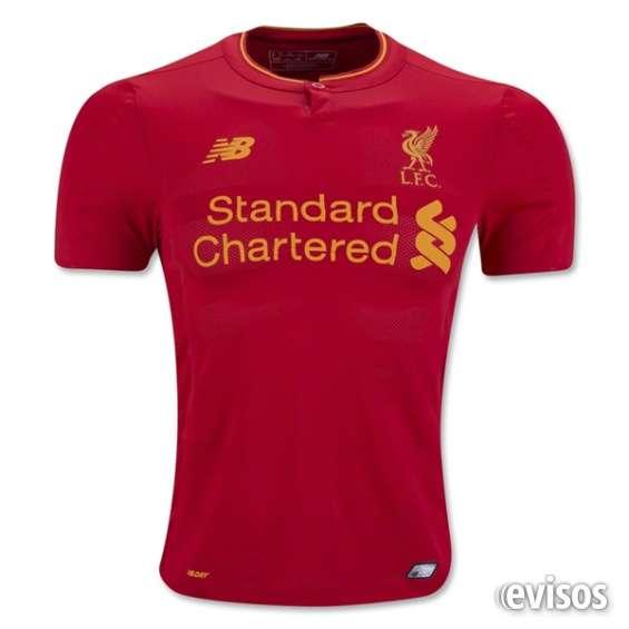 Camisetas de liverpool futbol baratas 2016-17