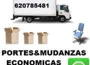 Mudanzas portes economicos 620785481 whatsap