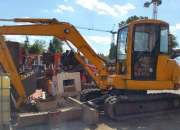Excavadora komatsu pc45r-8