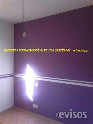 Pintores en getafe 689 289 243 alye. los mejores precios , informese...
