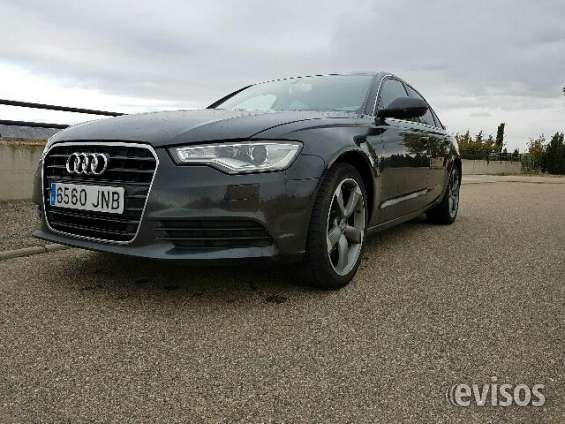 Audi a6 2.0tdi advanced edition multitronic