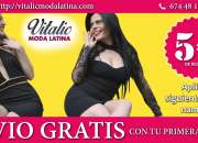 !vitalicmodas¡ expertos en moda latina