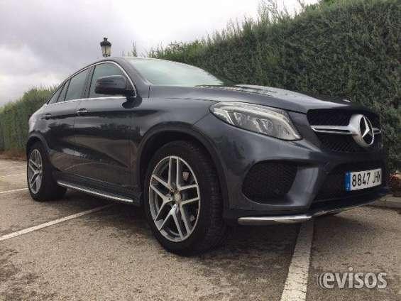 Mercedes-benz gle 350 d coupé 4matic amg
