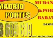 Consulte precios:portes/mudanzas 9(136)89-819 en …