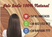 Corre - pelo indio natural desde 65€