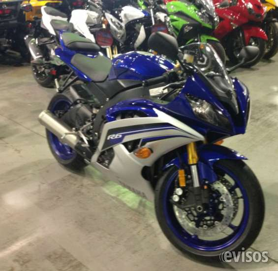 Yamaha yzf r6 2016 edición