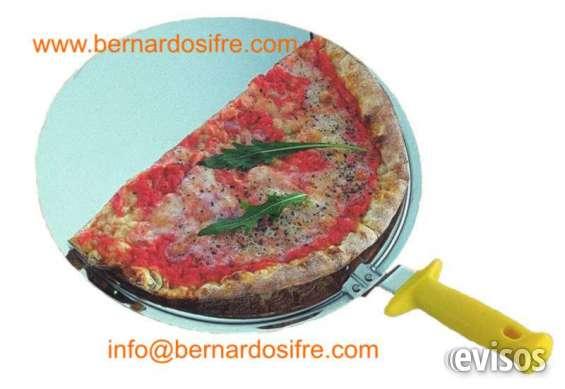 Pala pizza horno tunel