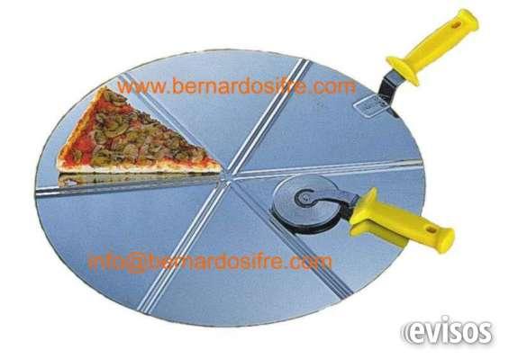 Pala pizza para porciones