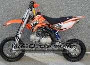 Motocross y pit bikes 125cc, 140cc y 160cc en wor…
