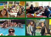 Gran chalet grupos max.24.piscina,karaoke,billar,…