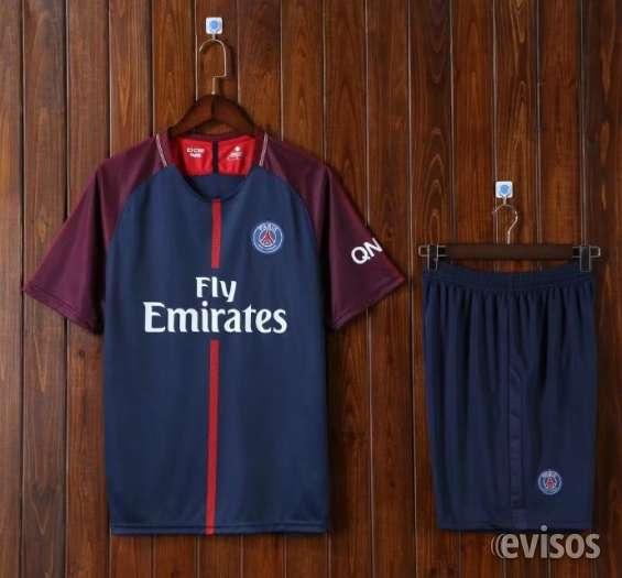 Camiseta futbol paris saint-germain primera 2017-2018