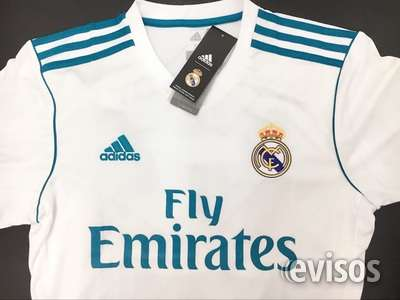 Camiseta futbol real madrid primera 2017-2018