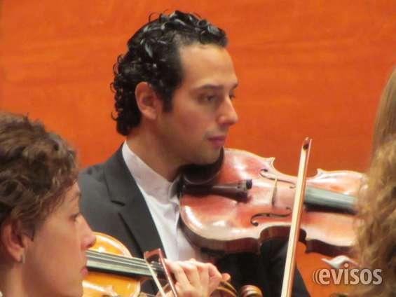 Violin clases barcelona-titulacion superior-profesional