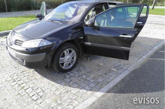 Renault megane 1.9 dci - privilegio deluxe