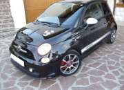 Fiat 500 Abarth 1,4 Kilométrage: 32000 km Année: 2007
