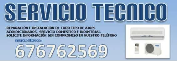 Servicio técnico airsol miraflores de la sierra telf: 676762569