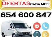 EN MONCLOA-ARAVACA MUDANZAS(65)460.0847 ECONOMICAS Y OFERTAS