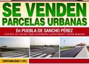 Se venden parcelas urbanas (urb. nueva)