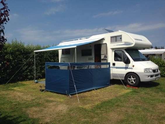 Camping-car adria 660dp
