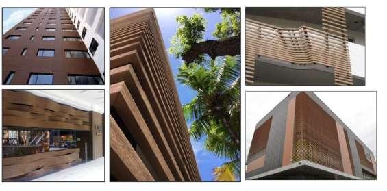 Mportadora y distribuidora de materiales de nuevo concepto arquitectónico a la venta