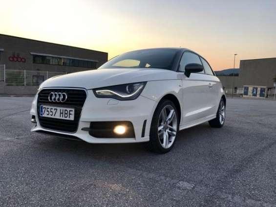 Audi a1 1.6tdi sline