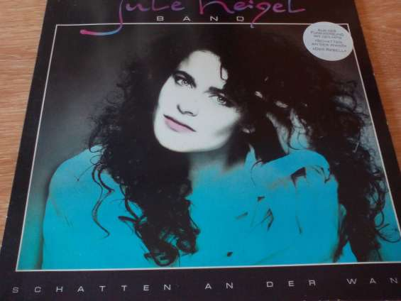 Disco de vinilo lp de jule neigel