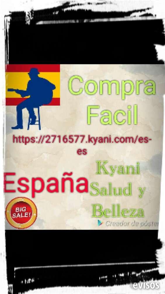 Fácil de comprar productos de kyani