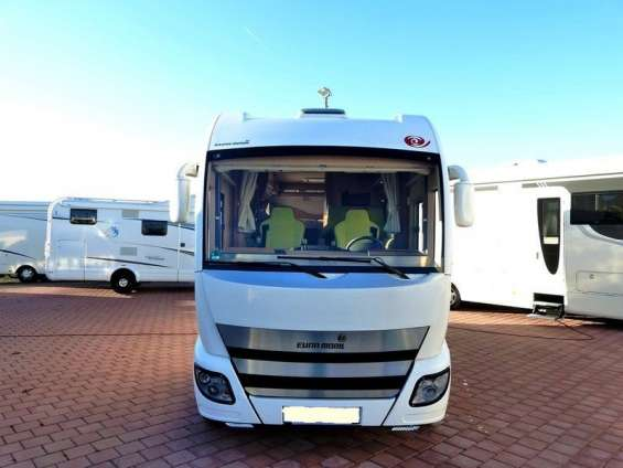 Camping-car eura mobil 660 hb eura mobil