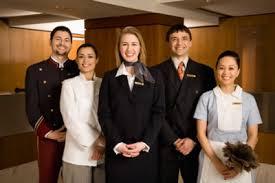 Personal para trabajar en hoteles (457)