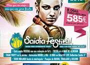 Saidia festival (marruecos)